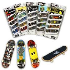 tech deck 96mm fingerboards 4 pack styles vary by spin master