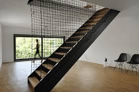 filet protection escalier accueil idée design et inspiration