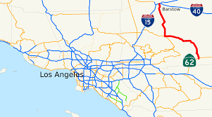 100 Truck Route Map California State 247 Wikipedia