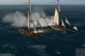 Sinking Ship Simulator No Download by Fight Sail And Sink In Open World Mmo Naval Action Pc Gamer