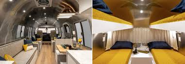 100 Airstream Interior Pictures A 1989 Is Converted Into A Modern Home On Wheels