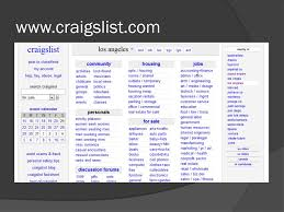 100 Craigslist Fresno Cars And Trucks For Sale PPT Virtual Companies PowerPoint Presentation Free