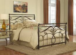 uniqueness king size iron bed style modern king beds design
