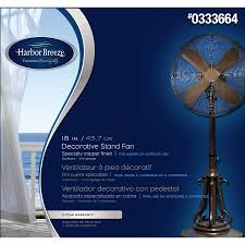 Decorative Oscillating Floor Fans by Shop Harbor Breeze 18