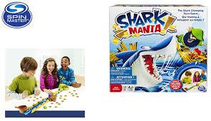 Spin Master Shark Mania Board Game