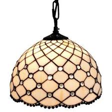 Home Depot Tiffany Style Lamps by Amora Lighting Pendant Lights Lighting The Home Depot