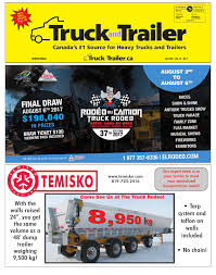 Truck And Trailer July 2017 By Annex-Newcom LP - Issuu Mme Logistics Couriers Delivery Services 314 N 27th St Fargo Fuel Tax Credits Specialist Review Service Youtube Nd 58102 Ypcom Starthrower Foundation Updates From Haiti 2012 Cargo Freight Company North Dakota Ftr Shippers In Throes Of Procarrier Vironment Trailerbody Home Roane Transportation Whats Behind Americas Disappearing Wkforce Supply Chain 247 Mhimme Launches New Models Small Lweight And High Pdf Study Competion The Road Sector Sadc Lte Tdd To Gsm Ho Preparation Failure Emerson Eduardo Rodrigues Rf Vw Car Truck Best Image Kusaboshicom