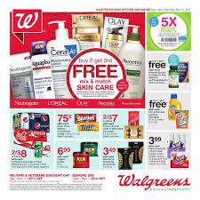 Walgreens Halloween Decorations 2015 by Walgreens Ad Nov 19 25 2017 Preview