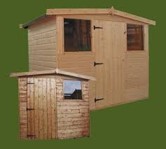 6 X 5 Apex Shed by Lushington Garden Buildings Shipped To Your Door