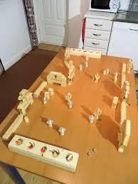 Diy Wooden Flick Em Up Board Game IMG 4708