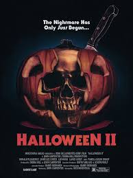 Halloween Ii 2009 Cast by The Horrors Of Halloween Halloween Ii 1981 Art And Print By
