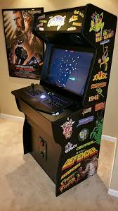 Diy Arcade Cabinet Flat Pack by Amazon Com Funtime 32