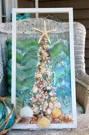 Seashell Christmas Tree by 52 Best Resin Images On Pinterest Window Art Glass Art And Sea