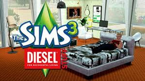the sims 3 diesel stuff
