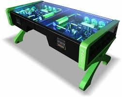 bureau boitier pc nanoxia fait comme lian li et embarque un boîtier bureau au computex