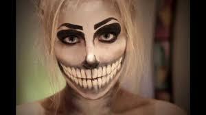 Youtube Carli Bybel Halloween by 5 Halloween Makeup Ideas Youtube