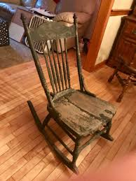 Armless Wooden (Nursing/Sewing) Rocker | Collectors Weekly Fding The Value Of A Murphy Rocking Chair Thriftyfun Black Classic Americana Style Windsor Rocker Famous For His Sam Maloof Made Fniture That Vintage Lazyboy Wooden Recliner Unique Piece Mission History And Designs Homesfeed Early 20th Century Chairs 57 For Sale At 1stdibs How To Make A Fs Woodworking 10 Best Rocking Chairs The Ipdent Best Cushions 2018 Restoring An Old Armless Nurssewing Collectors Weekly Reviews Buying Guide August 2019
