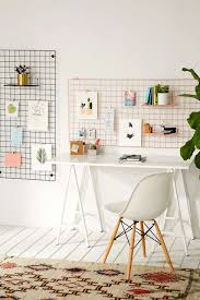Wire Wall Grid Shelf