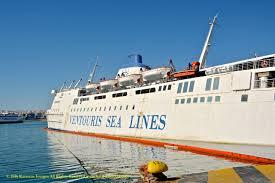 Cruise Ship Sinking 2016 by Sinking Karatzas Photographie Maritime