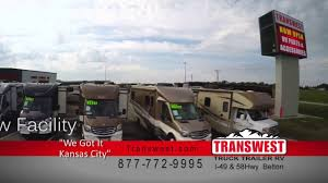 Kansas City's Newest RV Center - Transwest Truck Trailer RV - YouTube 2012 Freightliner M2 106 Sport Chassis Hauler Transwest Truck Trailer Tw_trailer Twitter Volvo Vnl 670 Trans West Skin American Simulator Mod Rv Of Frederick Kansas Citys Newest Center Youtube 2017 Ford F350 Super Duty Aerokit News New Repair Technology At Welcome To Mrtrailercom Groupe Trans West Allmodsnet Transwest Skin For The Truck Peterbilt 389 Earns Circle Exllence Award From