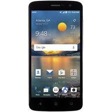 AT&T PREPAID ZTE Blade Spark 16GB Prepaid Smartphone Gray