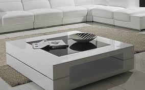 table basse blanc laque pas cher cool table de chevet blanc laqu