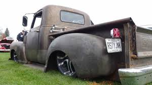 100 Rat Rod Truck 1949 Chevrolet YouTube