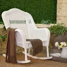 100 Rocking Chair Cushions Sets Inspirations Patio White Perth Resin Wicker