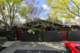100 Eichler Palo Alto A Rare Designed Home In Is Now On The