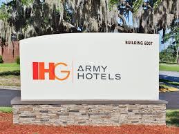 Dts Help Desk Number Air Force by Ihg Army Hotels Building 6007 At Savannah Georgia