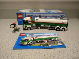 Lego 3180 Petrol Tanker Truck | In Winchester, Hampshire | Gumtree