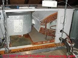 Sink Gurgles When Ac Is Turned On by Air Conditioning Cooling Coil Or Evaporator Coil Ice Up Icing