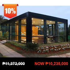 100 Glass House Architecture Modular 1 Storey By Philip Johnson Alan Ritchie Architects RESERVATION FEE ONLY 50000