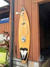 Decorative Surfboard With Shark Bite by Surfboards Do More Than Just Float How To Use Surfboards As Home