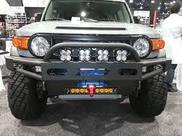FJ Cruiser Owners Shop This Look - Mimic A SEMA Show Truck With Help ...