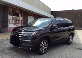 Used Honda Pilot With Captain Chairs by Review All New 2016 Honda Pilot Hits The Bulls Eye With Style And
