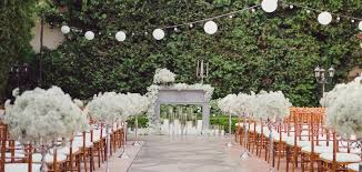 Wedding Ceremony Decoration Ideas Indoor Backdrop