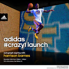 Adidas And Harrison Barnes Launching The Crazy 1 With Bay Area ... Ray Mccallum Hoopcatscom Trading Cards Making A Splash Pani America Examines Golden States Rise To Harrison Barnes Hand Signed Io Basketball Psa Dna Coa Aa62675 425 We Have Not One But Two Scavenger Hunt Challenges Going On Sports Plus Store Blog This Weeks Super Hits Include 2013 Online Memorabilia Auction Pristine Athlete Appearances Twitter Texas Mavericks 201617 Prizm Blue Wave 99 Harrison Barnes 152 Kronozio Adidas And Launching The Crazy 1 With Bay Area Card 201213 Crusade Quest Cboard History Uniform New York Knicks