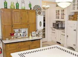 Image Of 1920s Kitchen Cabinets For Sale