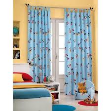 rideau pour chambre a coucher disney mickey mouse rideau pour chambre à coucher achat vente