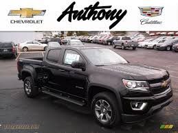 2015 Chevrolet Colorado Z71 Crew Cab 4WD In Black - 122795 | Truck N ... 2018 Chevrolet Colorado For Sale In Sylvania Oh Dave White 2019 Midsize Truck Diesel Pickup Canada 2015 Adds Box Delete Seat Options Z71 Crew Cab 4wd Black 122795 N Review Ratings Edmunds Various The 2016 4x4 Cooler Trucks Off Roads 2006 Xtreme Reg Cab Pictures Mods Upgrades New 2wd Work Extended Reviews And Rating Motor Trend