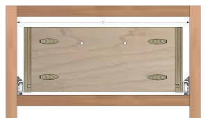 Standard Kitchen Cabinet Depth by How To Build Drawer Boxes