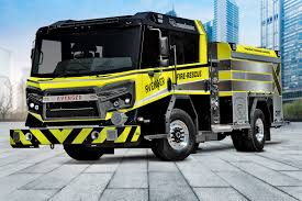 100 Fire Rescue Trucks Avenger