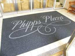 floor mats with logo mesmerizing custom logo entrance mats 66 for your logo ideas with