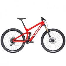 trek slash 99 29 race shop limited mtb enduro full suspension rosso 2017