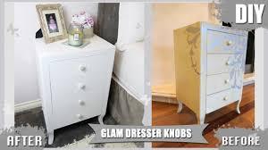 Pink Flower Dresser Knobs by Diy Drawer Pulls Glam Glitter Dresser Knobs 3 00 Dollars