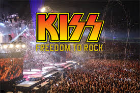 Kiss Freedom To Rock Tour 2016