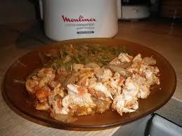 cuisine escalope de dinde escalope de dinde à la tomate et aux chignons elo18 recette