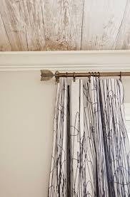 Rod Desyne Double Curtain Rod by Decidyn Com Page 146 Minimalist Family Room With White Black