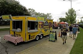 Food Trucks Flame Out At Redskins Camp | News And Features | Style ...